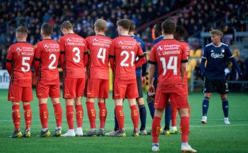 FC Nordsjalland vs FC Copenhagen - Danish Superliga image