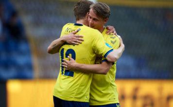 Brondby IF vs FC Midtjylland - Danish Superliga image