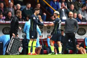 Manchester City, Sergio Agüero, John Stones