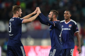RB Leipzig v Olympique Lyon: Group G - UEFA Champions League
