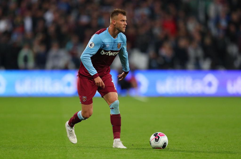 Andriy Yarmolenko, West Ham