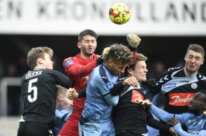 Randers FC vs SonderjyskE - Danish 3F Superliga