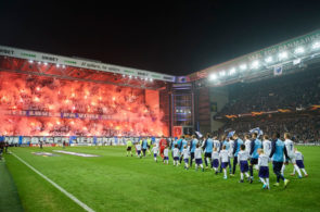 FC Copenhagen vs Malmo FF - UEFA Europa League