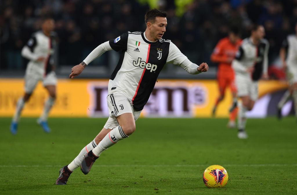 Federico Bernardeschi, Juventus FC