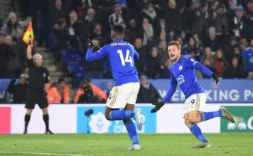 Leicester City v Everton FC - Premier League image