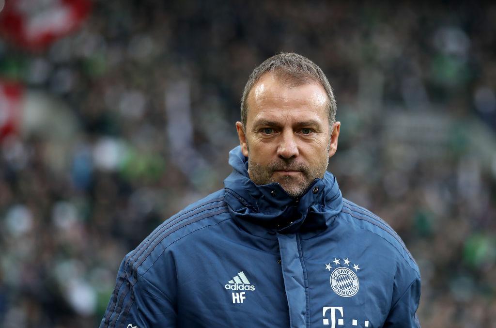 Hans-Dieter Flick, Bayern München