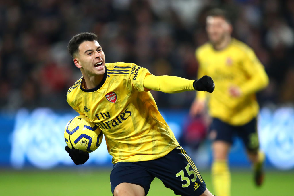 Arsenal, Gabriel Martinelli
