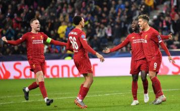 RB Salzburg v Liverpool FC: Group E - UEFA Champions League image