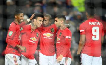 Manchester United v Colchester United - Carabao Cup: Quarter Final image