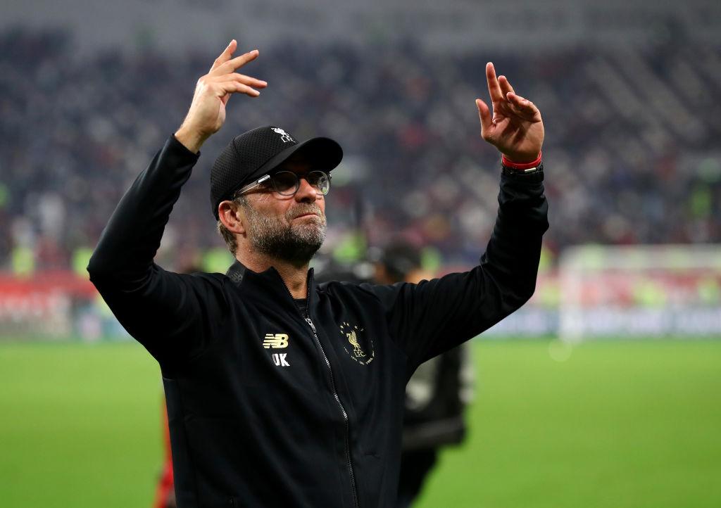 Jürgen Klopp. Liverpool