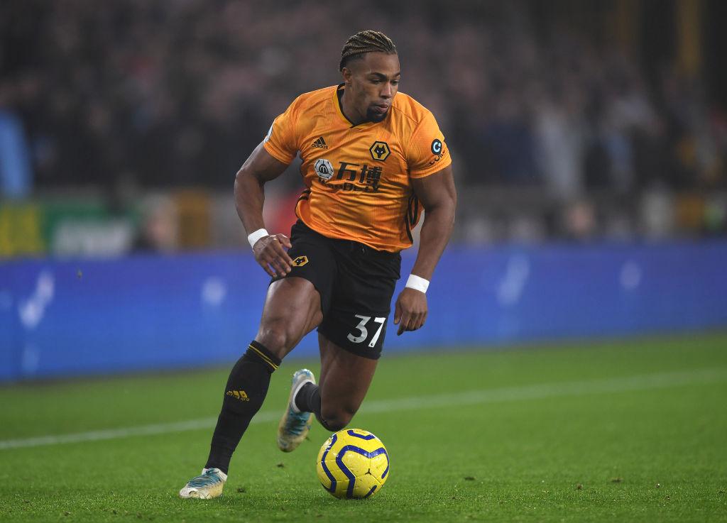 Adama Traoré, Wolverhampton
