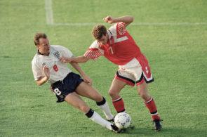 UEFA Euro '92 Group 1 - Denmark v England