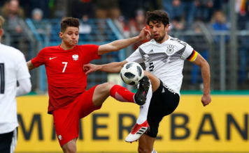 U20 Germany v U20 Poland - International Friendly image