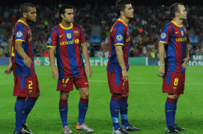 Barcelona v Panathinaikos FC - UEFA Champions League