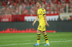 Jacob Bruun Larsen, Borussia Dortmund