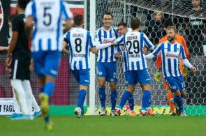 FC Midtjylland vs OB Odense - Danish 3F Superliga