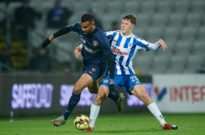 OB Odense vs FC Midtjylland  - Danish 3F Superliga