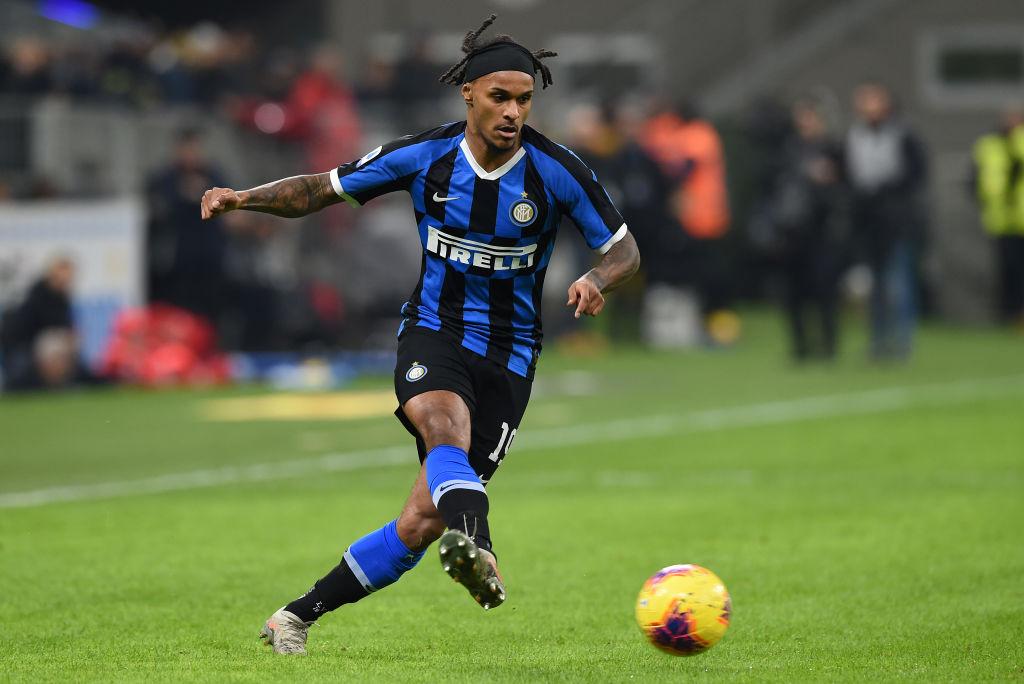 Valentino Lazaro, Inter