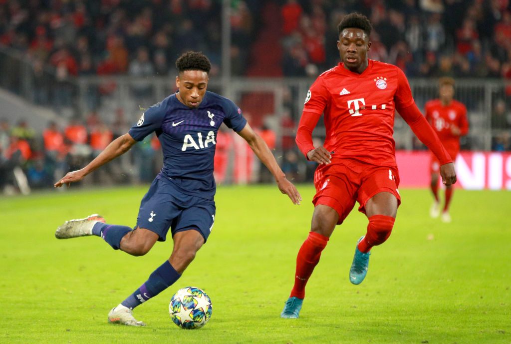 Kyle Walker-Peters, Tottenham