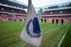 FC Copenhagen Training Session