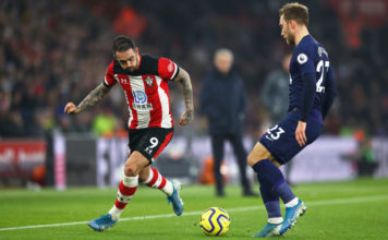 Southampton FC v Tottenham Hotspur - Premier League image