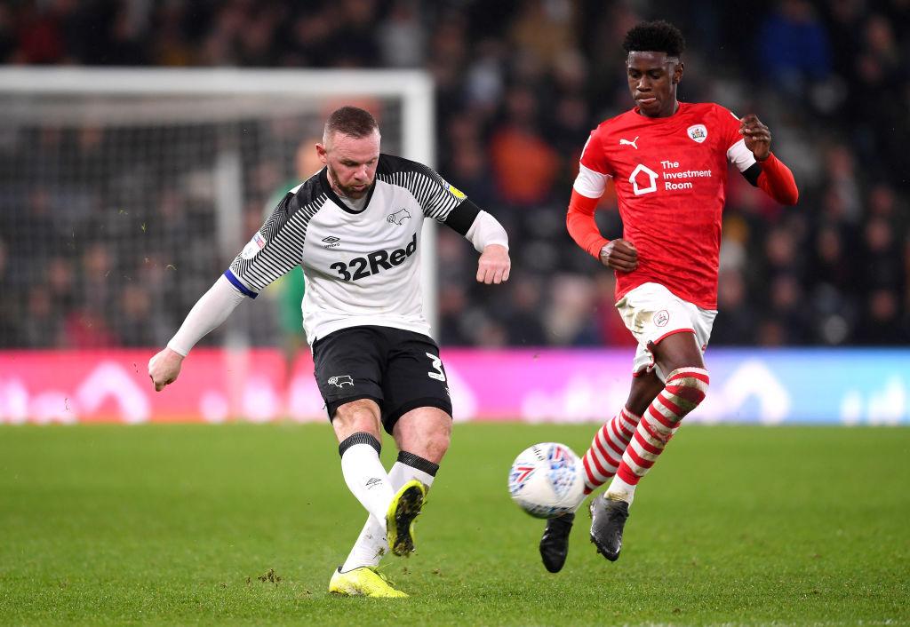 Wayne Rooney, Derby