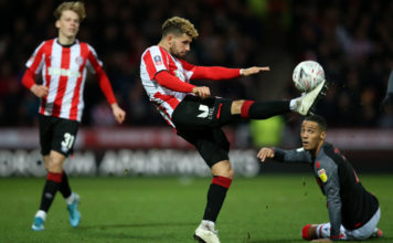 Brentford FC v Stoke City - FA Cup Third Round image