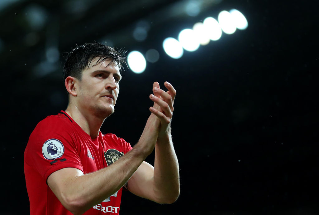 Harry Maguire, Manchester United