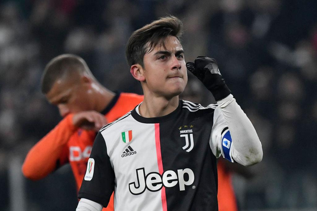 Juventus, Paulo Dybala