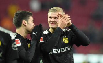FC Augsburg v Borussia Dortmund - Bundesliga image