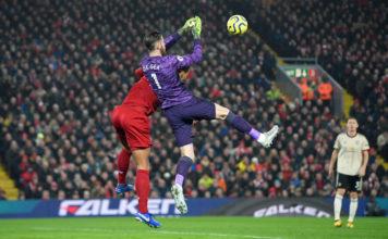 Liverpool FC v Manchester United - Premier League image