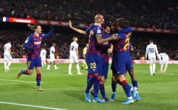 FC Barcelona v Granada CF  - La Liga image