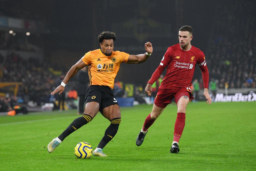 Adama Traoré, Wolves mod Liverpool