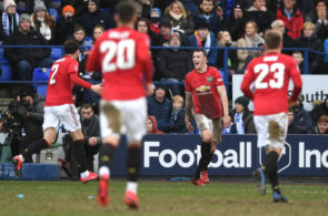 Tranmere Rovers v Manchester United - FA Cup Fourth Round