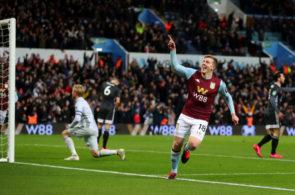 Aston Villa, Leicester