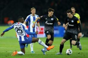 Hertha - Schalke