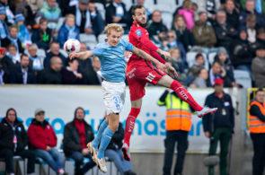 Malmo FF v IFK Norrkoping - Allsvenskan