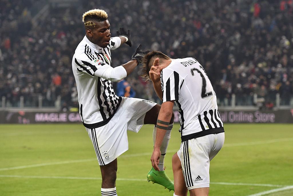 Paul Pogba, Paulo Dybala, Juventus