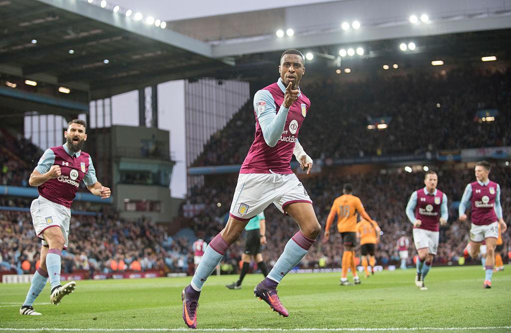 Jonathan Kodjia, Aston Villa