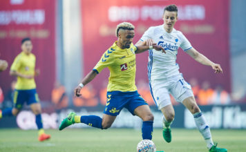 FC Copenhagen vs Brondby IF - Danish Cup Final DBU Pokalen image