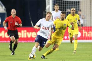International Champions Cup 2017 - Paris Saint-Germain v Tottenham Hotspur