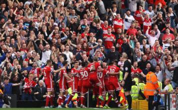 Fulham v Middlesbrough - Sky Bet Championship image