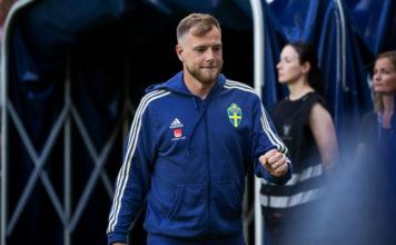 Sweden v Denmark - International Friendly image