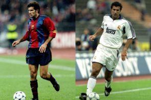 Luis Figo, Barcelona og Real Madrid