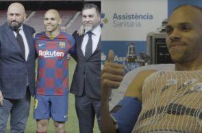 Martin Braithwaite, FC Barcelona