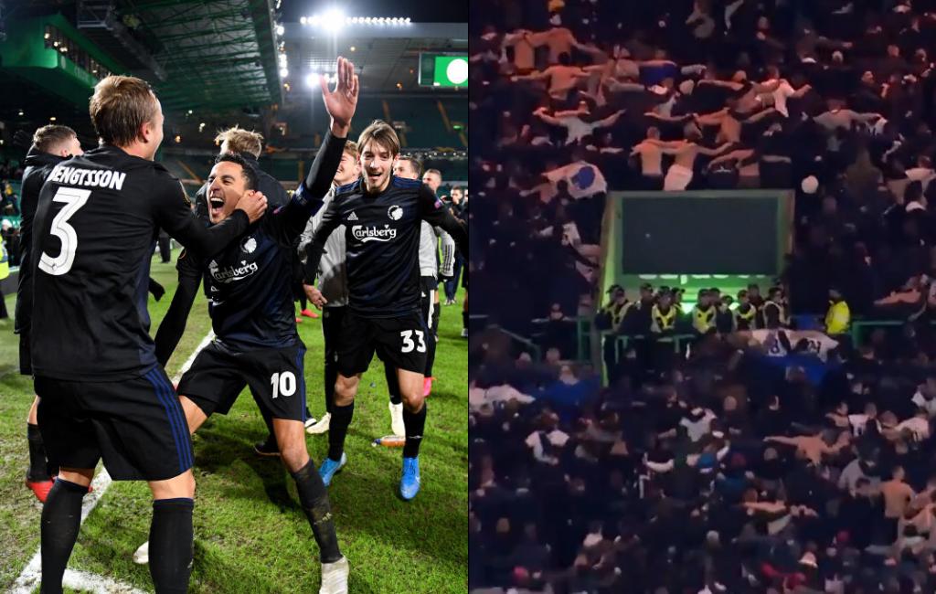 FC København Celtic Europa League