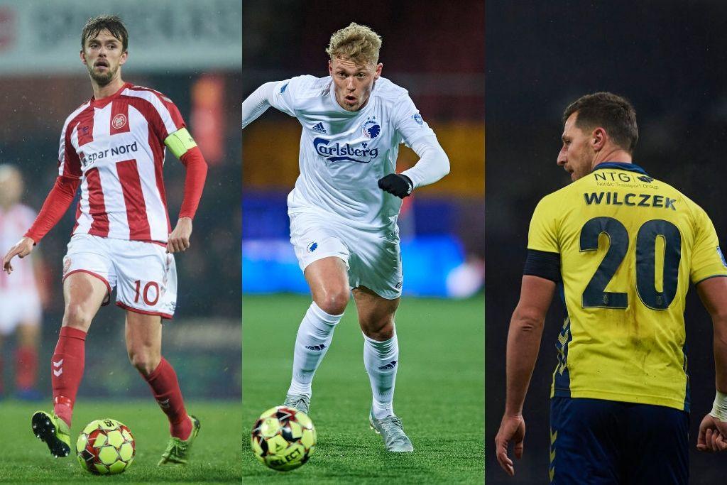 Andersen, Fischer og Wilczek