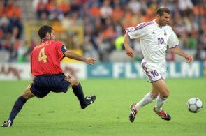 Zinedine Zidane, Pep Guardiola