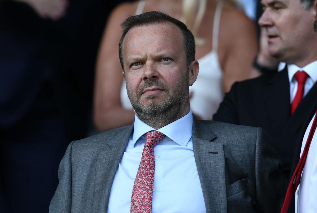 Ed Woodward, Manchester United