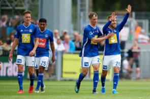 Lyngby BK vs AaB Aalborg - Danish 3F Superliga